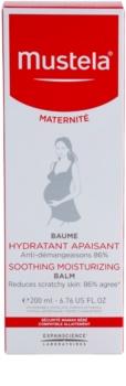 Mustela Maternité feuchtigkeitsspendendes Körperbalsam für schwangere und stillende Mütter