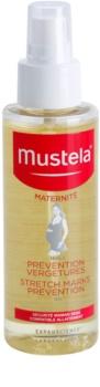 Mustela Maternité pflegendes Öl gegen Schwangerschaftsstreifen
