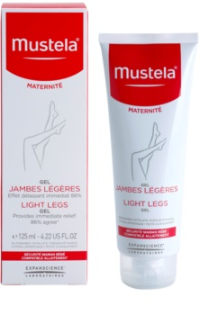 Mustela Maternité gel para alívio de pernas pesadas