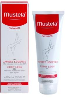 Mustela Maternité gel supliment alimentar pentru combataterea imflamarii picioarelor