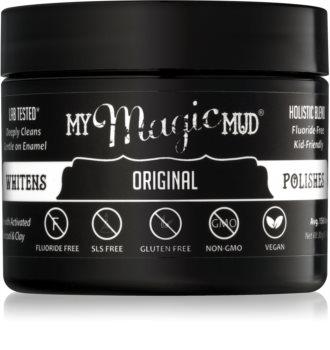 My Magic Mud Activated Charcoal puder wybielający do zębów z węglem aktywnym