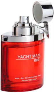 Myrurgia Yacht Man Red eau de toilette pentru barbati 100 ml