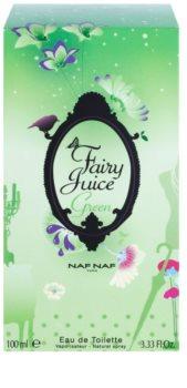 Naf Naf Fairy Juice Green eau de toilette para mujer 100 ml
