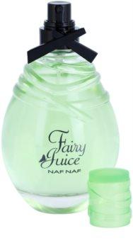 Naf Naf Fairy Juice Green Eau de Toilette voor Vrouwen  100 ml