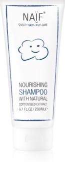 Naif Baby & Kids shampoo nutriente per il cuoio capelluto del bambino
