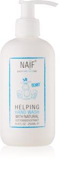 Naif Baby & Kids tekuté mydlo na ruky