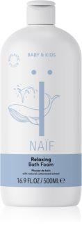 Naif Baby & Kids relaksacijska pena za kopel
