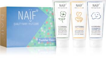 Naif Baby & Kids lote cosmético III. para niños