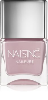 Nails Inc. Nail Pure vernis à ongles nourrissant