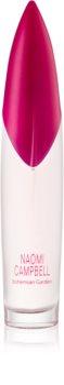 Naomi Campbell Bohemian Garden eau de toilette para mulheres 30 ml