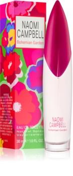 Naomi Campbell Bohemian Garden eau de toilette pentru femei 30 ml