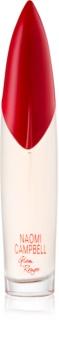 Naomi Campbell Glam Rouge eau de toilette nőknek 30 ml