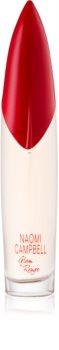Naomi Campbell Glam Rouge toaletná voda pre ženy 30 ml