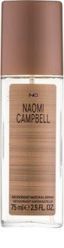 Naomi Campbell Naomi Campbell Deo mit Zerstäuber Damen 75 ml