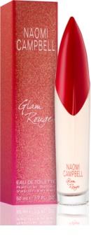 Naomi Campbell Glam Rouge eau de toilette nőknek 50 ml