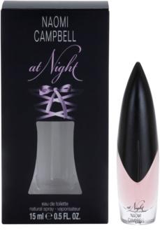 Naomi Campbell At Night eau de toilette para mujer 15 ml