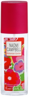 Naomi Campbell Bohemian Garden Deo mit Zerstäuber Damen 75 ml