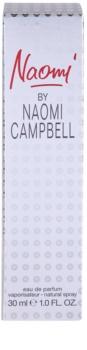 Naomi Campbell Naomi Eau de Parfum für Damen 30 ml