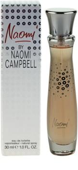 Naomi Campbell Naomi woda toaletowa dla kobiet 30 ml
