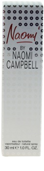 Naomi Campbell Naomi Eau de Toilette para mulheres 30 ml