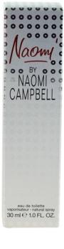 Naomi Campbell Naomi Eau de Toilette voor Vrouwen  30 ml
