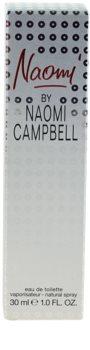Naomi Campbell Naomi toaletní voda pro ženy 30 ml