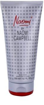 Naomi Campbell Naomi leite corporal para mulheres 200 ml