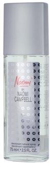 Naomi Campbell Naomi Deo mit Zerstäuber für Damen 75 ml