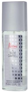 Naomi Campbell Naomi déodorant avec vaporisateur pour femme 75 ml