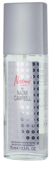 Naomi Campbell Naomi desodorizante vaporizador para mulheres 75 ml