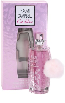 Naomi Campbell Cat deluxe Eau de Toilette for Women 15 ml