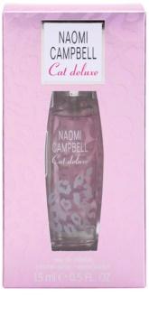 Naomi Campbell Cat deluxe Eau de Toilette für Damen 15 ml