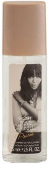 Naomi Campbell Private deodorant s rozprašovačem pro ženy 75 ml