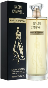 Naomi Campbell Prét a Porter Eau de Toilette for Women 100 ml