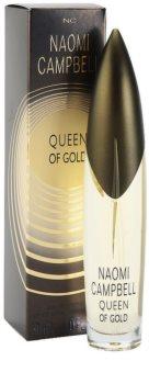 Naomi Campbell Queen of Gold eau de parfum pour femme 30 ml