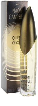 Naomi Campbell Queen of Gold eau de toilette pentru femei 50 ml