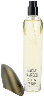 Naomi Campbell Queen of Gold woda toaletowa dla kobiet 50 ml