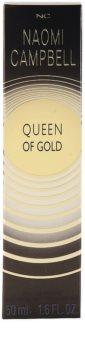 Naomi Campbell Queen of Gold eau de toilette per donna 50 ml