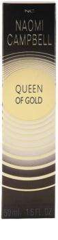 Naomi Campbell Queen of Gold toaletní voda pro ženy 50 ml