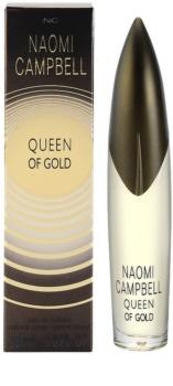 Naomi Campbell Queen of Gold eau de toilette da donna