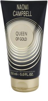 Naomi Campbell Queen of Gold Körperlotion für Damen 150 ml