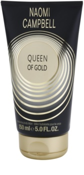 Naomi Campbell Queen of Gold lotion corps pour femme 150 ml
