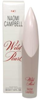 Naomi Campbell Wild Pearl eau de toilette pour femme 50 ml