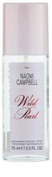 Naomi Campbell Wild Pearl Deo met verstuiver voor Vrouwen  75 ml