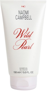 Naomi Campbell Wild Pearl gel de duche para mulheres 150 ml