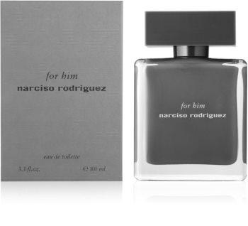 Narciso Rodriguez For Him Eau de Toilette for Men 100 ml
