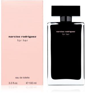 Narciso Rodriguez For Her Eau de Toilette voor Vrouwen  100 ml
