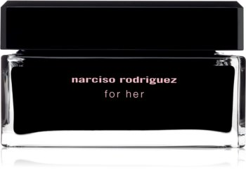 Narciso Rodriguez For Her crema corpo per donna 150 ml
