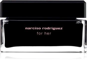 Narciso Rodriguez For Her tělový krém pro ženy 150 ml