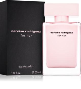 Narciso Rodriguez For Her Eau de Parfum για γυναίκες 50 μλ
